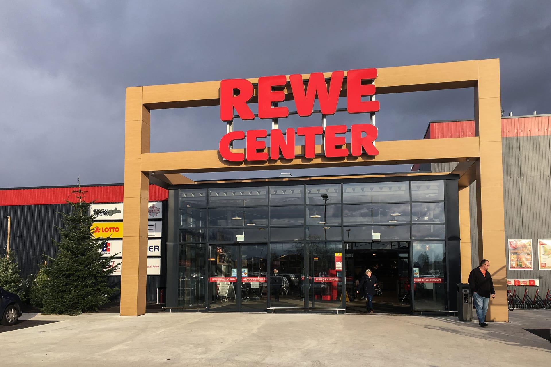 Rewe Rodgau